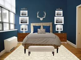 Bedroom:Modern Master Bedroom Paint Colors With Romantic Blue Ocean Idea  2018 Best Color For