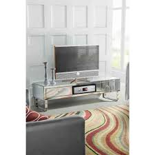 mirrored media cabinet. Chelsea Mirrored Media TV Cabinet To