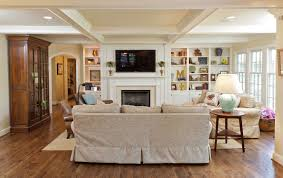 sneaky apartment design ideas to hide the tv