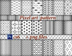 Definition Of Pattern In Art Simple Pixel Art 48 By Roula48 On DeviantArt
