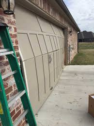 broken garage doorDiscount Garage Door  Garage Door Repair