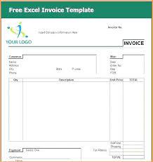 Generic Invoice Template Excel – Narrafy Design