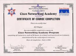 Certificate Training Certificate