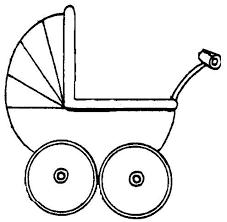 Kinderwagen Als Sinterklaas Surprise Baby Templates Kinderwagen