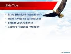 america ppt template free american eagle ppt template