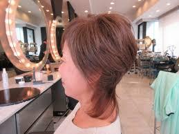 60代ヘアカタログ 60代ヘアスタイル 60代髪型 60代ミディアム