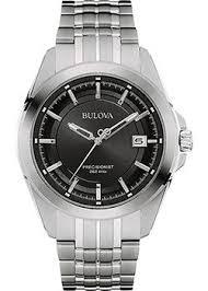 Bulova <b>Часы</b> Bulova 96B252. <b>Коллекция</b> Precisionist, Мужские ...