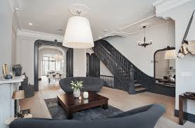 Living room black furniture Contemporary The Spruce Beautiful Gray Living Room Ideas