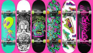 Skateboards Designs 9 Skateboard Designs Free Premium Templates
