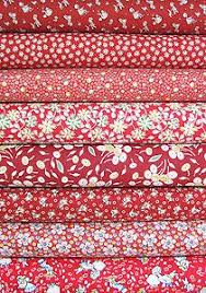 217 best Fabric images on Pinterest | Fabric shop, Fat quarters ... & 1930's Reproduction Fabric Bundle - Red Adamdwight.com