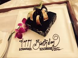 Birthday Cake For My Husband On His Birthday From Imperial During