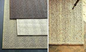 3x5 sisal area rug indoor pad pottery barn island chevrons jute and rugs left a flat