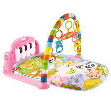Đàn piano ppal nhạc cho trẻ sơ sinh giá tập thể dục thảm tập bò cho bé  0-3-12 tháng tuổi đồ chơi tương tác - Sắp xếp theo liên quan sản phẩm