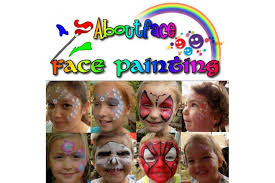 aboutface face painting
