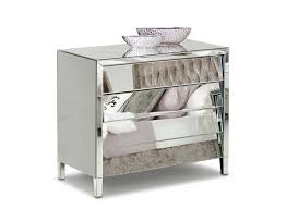 contemporary mirrored furniture. Stylish Modern Mirrored Nightstands With Bedroom Furniture Dresser Contemporary R