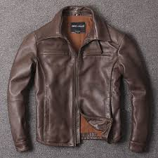 plus size 3xl natural sheepskin leather jacket men male casual slim genuine leather jacket men japan style free