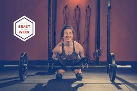Lindsay Hilton – Workout & Supplements