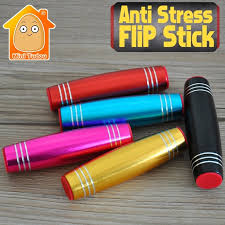 toy office. minitudou antistress metal fidget roller stick toy amazing desk hand tumbling decompression anxiety release for office d
