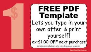 Off Coupon Template 1 Sample Royaleducation Info