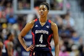 Tayler Hill, Mystics guard, plays in first game since 2017 ACL tear -  Washington Times
