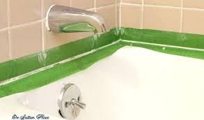 recaulk bathtub faucet bath tub caulk best of how to caulk a bathtub repair grout bathroom recaulk bathtub faucet caulking