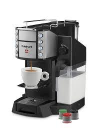 Cuisinart EM-600 Buona Tazza Espresso Cappuccino Machine (View on Amazon)
