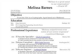 Gallery Of Resume For A High School Graduate With No Work Experience