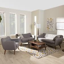 Living Room With Grey Sofa Sofa Amazing Light Grey Tufted Sofa 2017 Design Grey Sofa Living