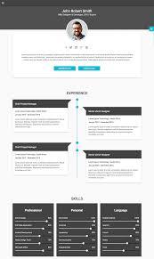 Resume Site 11 Sites 7 Website Examples 9 Alexander Kohlhofer