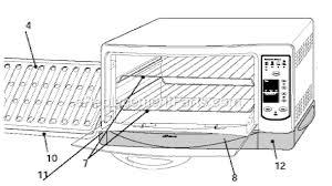 oster 6248 parts list and diagram ereplacementparts com