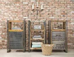 industrial looking furniture. industrial chic looking furniture