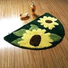 b7280301 sunflower kitchen rug round rugs for kitchen sunflower kitchen rugs kitchen sunflower kitchen rugs sunflower