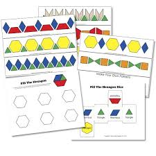 Pattern Block Template