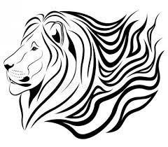 Znamení Lev Stock Vektory Royalty Free Znamení Lev Ilustrace Page