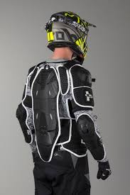 Axo Air Cage Pro Protection Jacket Black