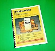 black decker breadmaker b1500