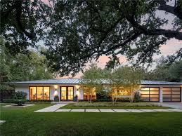 Contemporary Home, 6722 Norway Road, Dallas, Texas More