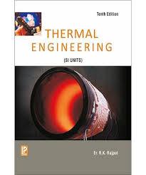 Thermal Engineering Tenth Edition: Buy Thermal Engineering Tenth ...