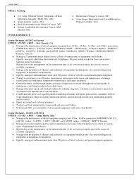 Resume Bullets For Army Recruiter Professional Resume Cv Maker