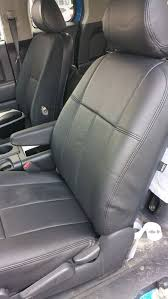 details about 2019 ram 1500 quad crew cab black clazzio synthetic leather seat cover kit