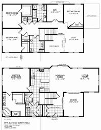 2 story house plans 3 bedroom lovely uncategorized 4 bedroom 2 story floor plan top inside