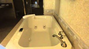 hotel room tour the sunset station s king suite s jacuzzi bath big shower 2 sinks toilet you