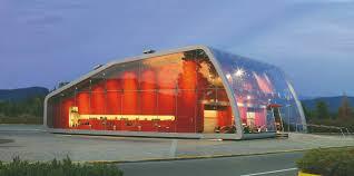 Ferrari Factory Store Iosa Ghini Associates Archdaily