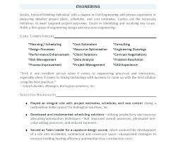 Achievement Resume Template Accomplishment Resume Sample