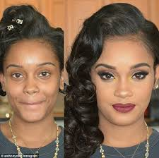 before and after some women look unrecognizable once he s through with them