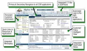 Contact Center Desktop Tool