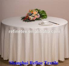 round table cloth decorative table cloth for wedding