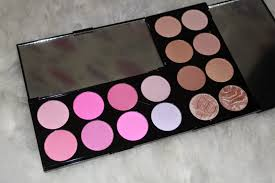 makeup revolution all about pink blusher palette