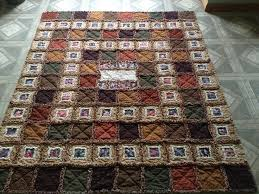 39 best Quilts for sale. images on Pinterest | Baby rag quilts ... & Rag Quilt with photos by mpeechatka on Etsy, via Etsy. Adamdwight.com