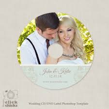 dvd label templates wedding cd dvd label templates